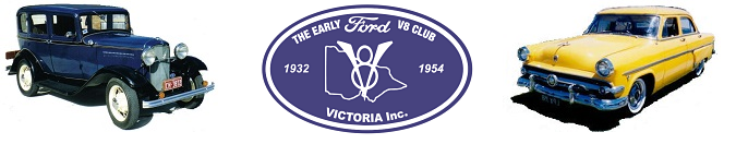 Early Ford V8 Vic